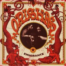 Orishas - Emigrante (PASSI YURI BUENAVENTURA NIKO NOKI) EMI CD 2002