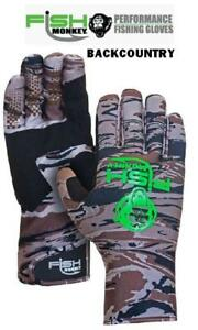 Fish Monkey Backcountry Cold Buster Insulated Glove FM28-FALLWTRCAM 4 Size