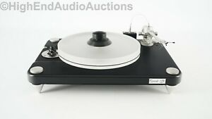 VPI Scout Turntable Record Player - JMW-9t Memorial Tonearm - Audiophile
