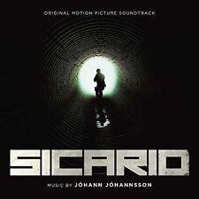Johann Johannsson - Sicario Soundtrack CD 2015 Varese Sarabande