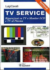 RIPARAZIONI TV MONITOR LCD E  PLASMA Archivio DI 390 guasti risolti TV SERVICE