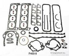 Full Gasket Set   EngineTech  F400-8   Ford  351C, 351M & 400 CID   70-82