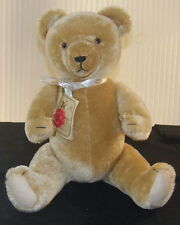 "Hermann Teddy Original Replica of 1922 Sonneberg-Bear 1847/4000 20"""