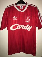 Liverpool shirt 1988/89 Large Home Adidas Candy