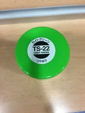 SPRAY MAQUETAS LIGHT GREEN TAMIYA 100ML TS-22