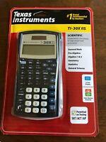 Texas Instruments TI-30X IIS Solar Scientific Calculator Algebra Geometry