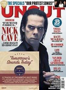 UNCUT  MAGAZINE + CD OCTOBER (NICK CAVE, THE SPECIALS, SMALL FACES, DYLAN, LOW)