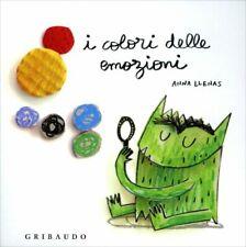 LIBRO I COLORI DELLE EMOZIONI - ANNA LLENAS