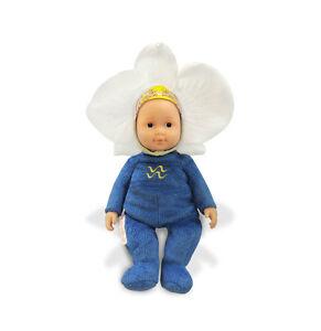 ANNE GEDDES DOLLS ZODIAC collection NEW in a Box BABY AQUARIUS Doll 9'' 579513