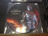MICHAEL JACKSON - HISTORY CONTINUES 2-LP PICTURE DISC NEW MINT SEALED 2018