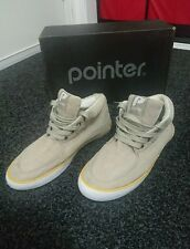 POINTER MATHIESON CANVAS WOLF WHITE MENS US 9 SHOES