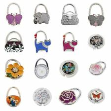 25 Styles Folding Bag Handbag Tote Table Hanger Hook Holder Purse Hanger Holder