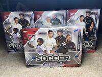 2021 Topps MLS Soccer BLASTER Box FACTORY SEALED 3 HITS Major League Soccer