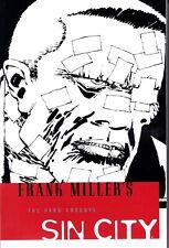 Sin City Trade Paperback Nm The Hard Goodbye Frank Miller