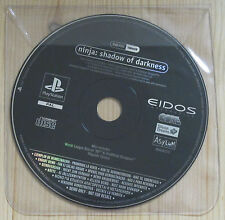 Demo - Ninja Shadow of Darkness - New - PlayStation 1 - PSX