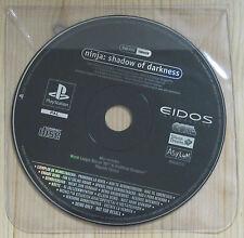 Demo - Ninja Shadow of Darkness - New - PlayStation 1 - PSX
