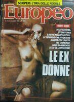 EUROPEO N.19 1989