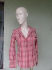 LEVIS magnifique chemise rose manches longues S  ########