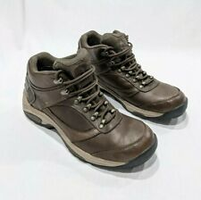 New Balance Mens MW978GT Low Top Hiking Trail Shoes Brown Size 11 Gore-Tex