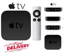 Apple TV  A1427 - 3rd Generation - 8GB HD Media Streamer - Remote Included