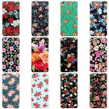Dyefor Flor Floral Colección Rígido Funda Cubierta para Teléfonos Móviles APPLE IPHONE