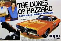 MPC 1/25 The Dukes Of Hazzard General Lee Dodger Charger New Plastic Model Kit