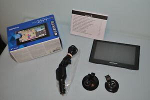 Garmin Nuvi 2699 LMT HD GPS IN BOX