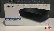Bose SoundTouch SA-5, OVP, schwarz       -      Kauf vom Händler
