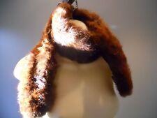 Vintage 40s 50s Pollacks Mink Fur Stole Wrap Scarf Coat Rockabilly BigBand Retro