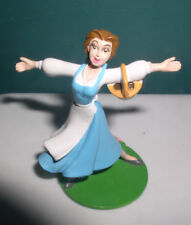 Belle Standing from Disney Beauty & The Beast Beast Pvc Figurine cake topper