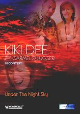 DVD:UNDER THE NIGHT SKY - KIKI DEE - NEW Region 2 UK