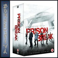Prison Break Seasons 1 to 5 Complete Collection DVD UK DVD
