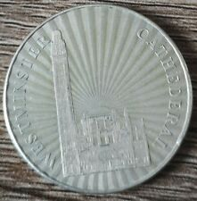 More details for westminster cathedral - mint error - very rare