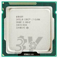 Intel Core i7-2600K Quad Core 3.4GHz 8-Thread CPU LGA 1155/Socket Processor