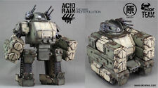 Oritoy Acid Rain Marine Stronghold Quad Eyes + Replacement Track & Graphic Novel