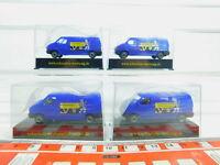 BN131-0,5# 4x AWM/(AMW) H0/1:87 Transporter VW Marinekameradschaft, NEUW+OVP