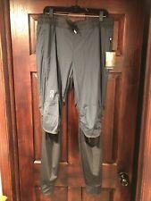 On Running Pants, Men's XL, Navy/Black, Weatherproof,106.4005, NWT - MSRP $170