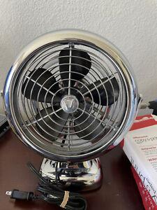 Vornado VFAN Alchemy Vintage Fan - Chrome