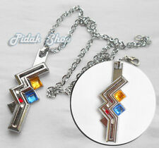 collana cosplay final fantasy XIII necklace lightining halskette advent children