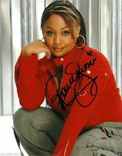 RAVEN SYMONE.. Child Actress / Singer / Talk Show Host (The View) SIGNED