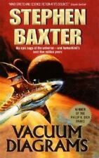 Vacuum Diagrams by Stephen Baxter PB new