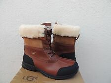 UGG BUTTE WORCHESTER WATER-PROOF LEATHER WINTER SNOW BOOTS, US 7.5/ EUR 40 ~NEW
