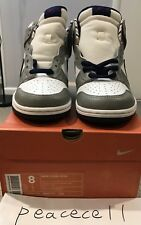 2003 Nike Dunk High Euro Exclusive Shima Shima SZ 8