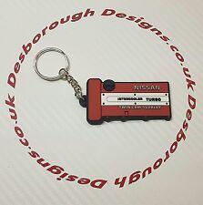 Nissan SR20DET Engine Cover  Key Ring S13 S14 S15 Drift