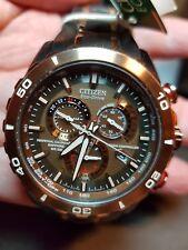 mens citizen eco drive chronograph watch