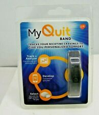 My Quit Band (Wearable Technology) Stoping Aid
