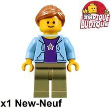 Lego - Figurine Minifig femme woman Lego Fan étoile star twn275 10255 NEUF