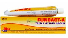 1X Original Funbact -A Cream. Fast Remedy For All Type Of Skin Inflammation