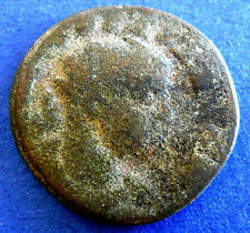 ANCIENT COIN- (2000+) YEARS OLD- EXACT ORIGIN UNKNOWN/ FREE SHIPPING!!!