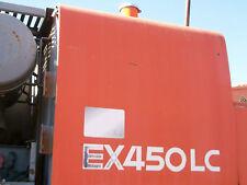HITACHI EXCAVATOR EX 450 FUEL TANK /  PARTS